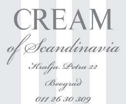 CREAM of Scandinavia